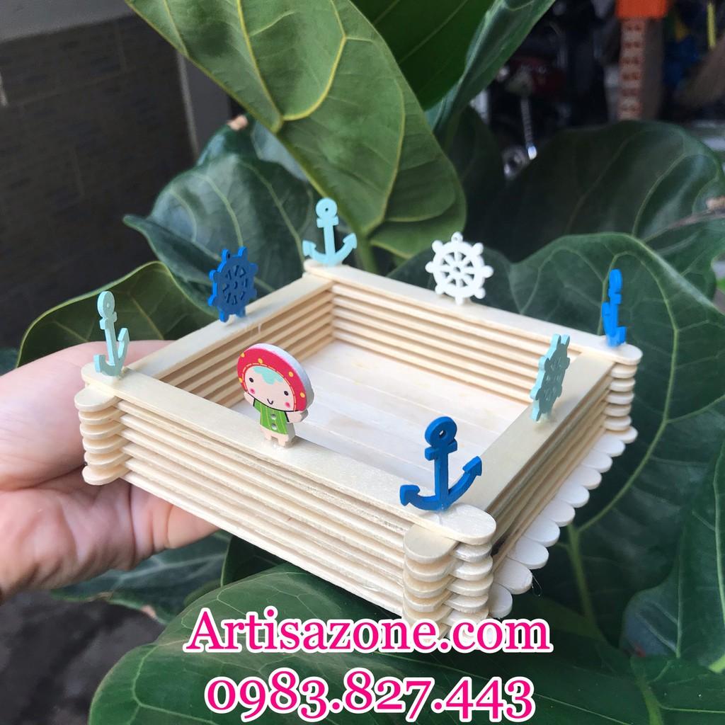 Keo UFO chuyên dụng dán mô hình gỗ (35ml)