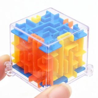 Đồ chơi 3D khối mê cung huyền bí đầy thú vị cho bé