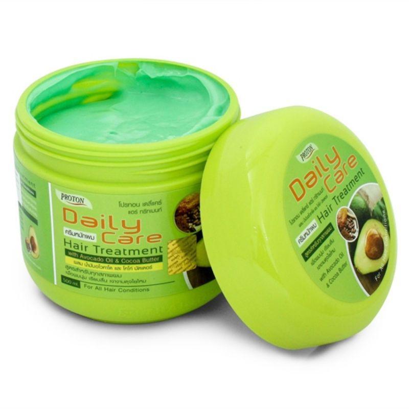 Kem ủ dưỡng tóc Bơ daily care 500ML – Thái Lan<br>