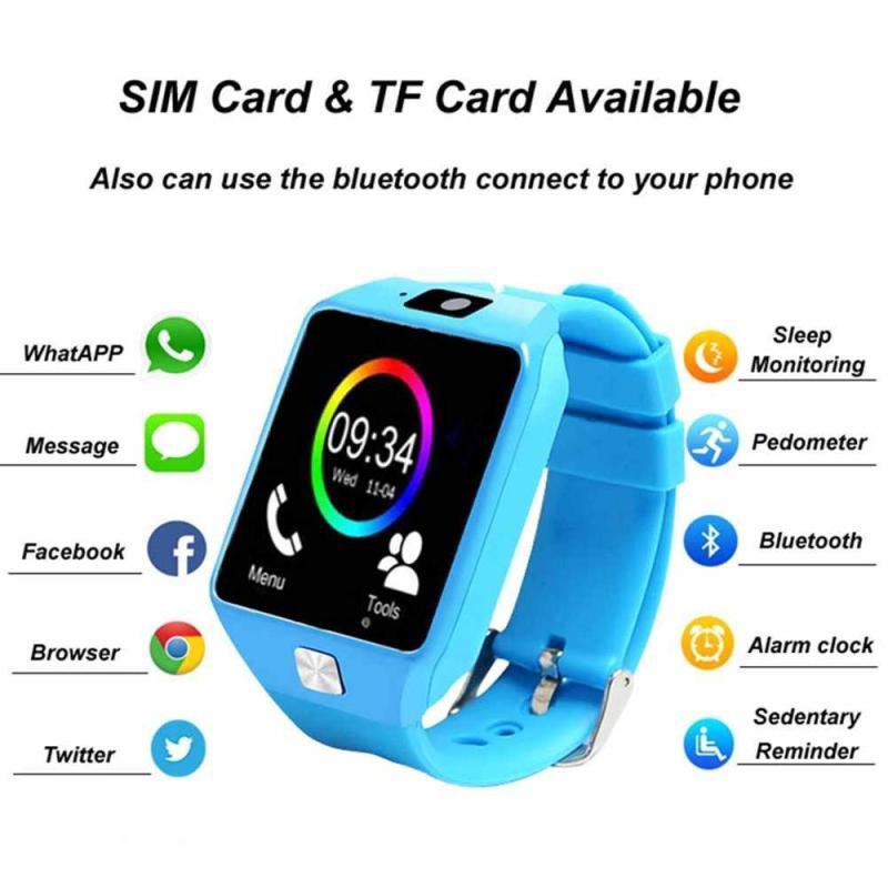 Đồng hồ thông minh định vị GPS an toàn cho trẻ em