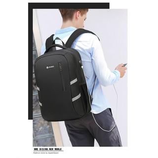 Balo đựng Laptop thời trang cao cấp POSO-625 size 15.6inch thumbnail