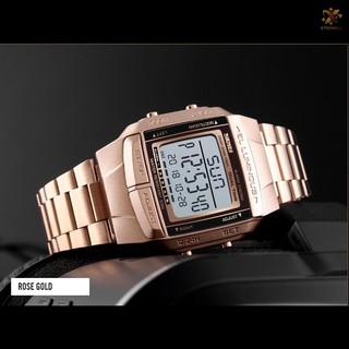 Đồng hồ đeo tay kỹ thuật số phong cách thể thao thời trang SKMEI 1381 3ATM
