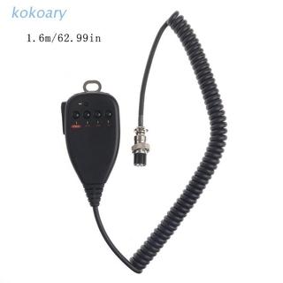 Micro Kok 8 Pin Cho Radio Kenwood Radios Tm-231 Mc-44 Tm-241