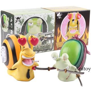 One Piece Sanji Zoro Den Den Mushi Telephone Roronoa Zoro Vinsmoke Figure
