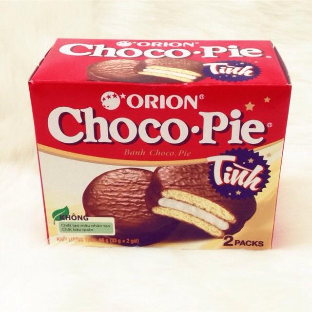 Bánh Choco-Pie hộp nhỏ 66g - 2439645 , 728374536 , 322_728374536 , 10000 , Banh-Choco-Pie-hop-nho-66g-322_728374536 , shopee.vn , Bánh Choco-Pie hộp nhỏ 66g