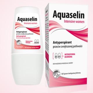 [CHÍNH HÃNG] Lăn khử mùi cho nữ đổ mồ hôi nhiều - Aquaselin Intensive women (có tem) thumbnail