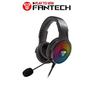 Tai nghe Gaming có dây Fantech HG22 7.1 âm thanh vòm, led RGB, jack cắm USB, dùng cho PC và PS4