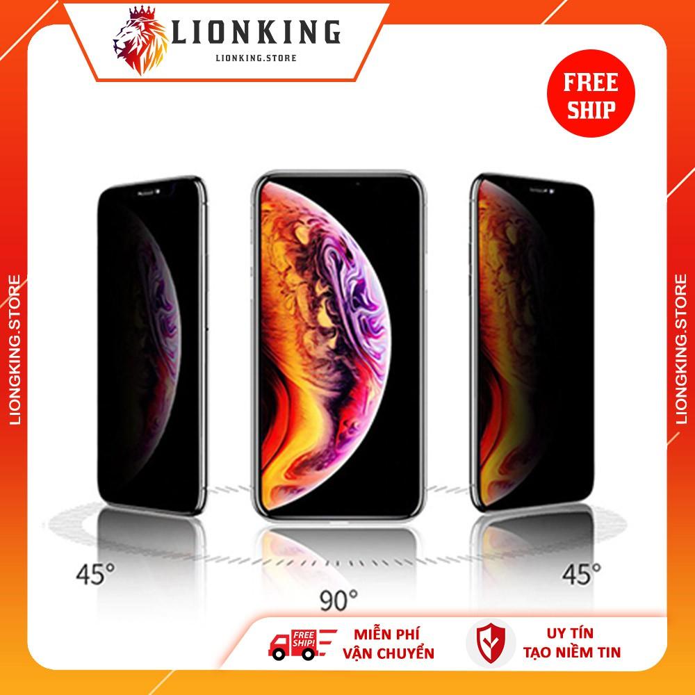 Kính cường lực iphone chống nhìn trộm 💝FREESHIP 💝 áp mã để được giảm 5%  👉 6/7/6Plus/7Plus/ X/XsMax/11Pro/11ProMax