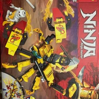 Lego xếp hình nịna LY 68081B-68081A