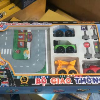 Bộ đồ chơi giao thông