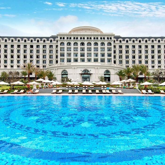 Voucher Nghỉ Dưỡng 2N1Đ Vinpearl Nha Trang Golf Land Resort & Villas 5 Sao - P. Deluxe Ocean View +