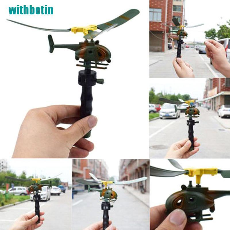 【withbetin】Kids toys helicopter children outdoor toy drone gifts for beginner funny