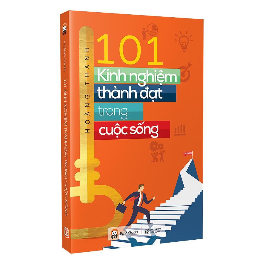 Sách - 101 Kinh Nghiệm Thành Đạt Trong Cuộc Sống - 8935077035124