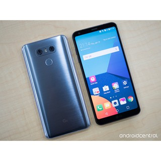 Điện Thoại LG G6 - 64G - Bản Hàn và Mỹ - Snap 821 / Ram 4G - Màn fullHD  Kính cường lực Gorilla Glass 5