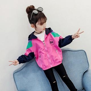 áo khoác gió mũ cực xinh dành cho các bé HN6Y21