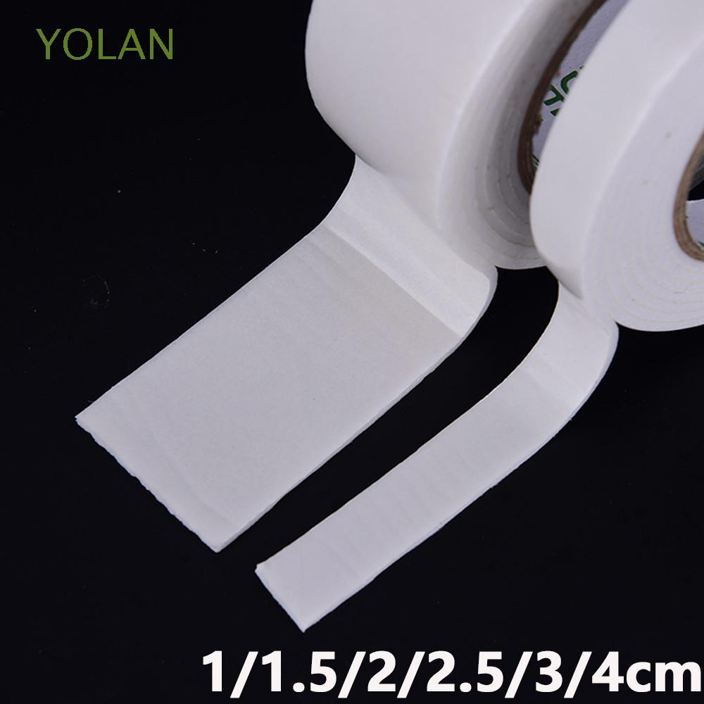 YOLAN 10M/Roll Fixing Props Office Supplies Super glutinous Mounting Tools Two Faces Foam Tape