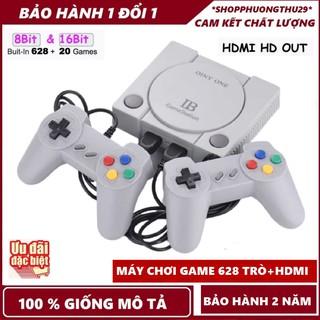 Máy Chơi Game playstation 4 Nút HDMI 628 trò nes+20 trò mới , tay cầm game,ps4-Bảo hành 24 tháng
