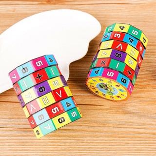 [Mã TOYNOV giảm 10% tối đa 15K đơn từ 50K] Đồ Chơi Giao Dục – Rubic Toán Học