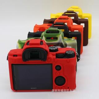 Cover silicon cho máy ảnh Sony A7III A7R3 A7M3