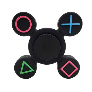 Geometric Fidget Silicone Hand Spinner Finger Toy Focus Fingertip Gyro Gift A29