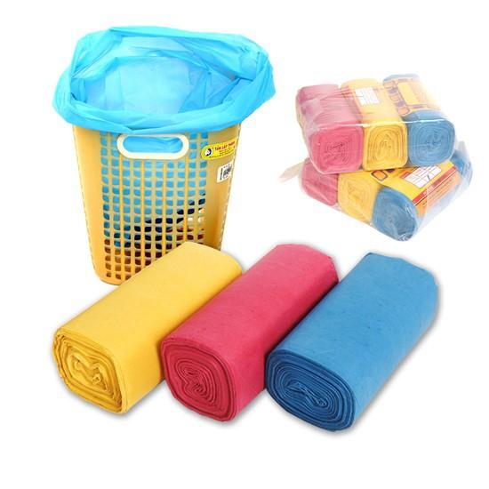 Túi đựng rác tự phân hủy 10 cuộn (150 túi)