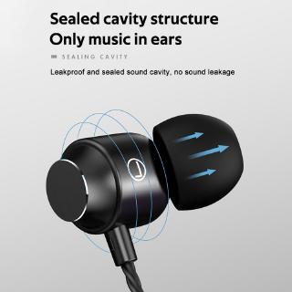 Tai Nghe Nhét Tai Jack 3.5mm Chống Ồn Cao Cấp Cho Iphone Samsung Hauwei Oppo Vivo