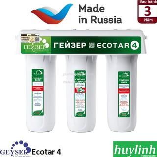 Máy lọc nước Nano Geyser Ecotar 4 - Nhập khẩu LB Nga - Russia