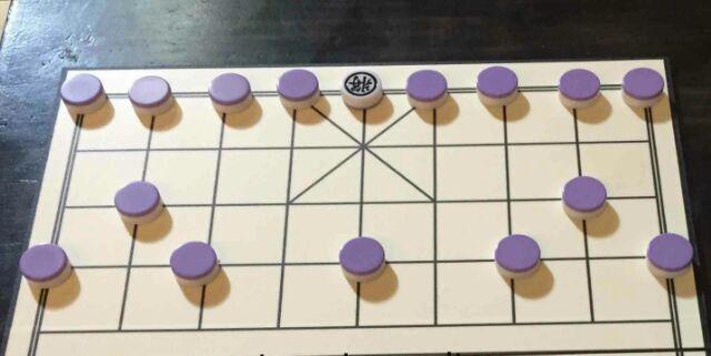Cờ đế nhiều mầu, chuyên dùng để chơi cờ úp...