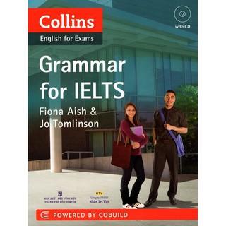 """Sách - Collins Grammar For IELTS (Kèm CD) - Tái Bản giá chỉ còn <strong class=""""price"""">7.200.000.000đ</strong>"""