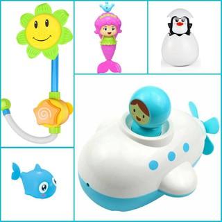 Combo 5 món đồ chơi bồn tắm cho bé