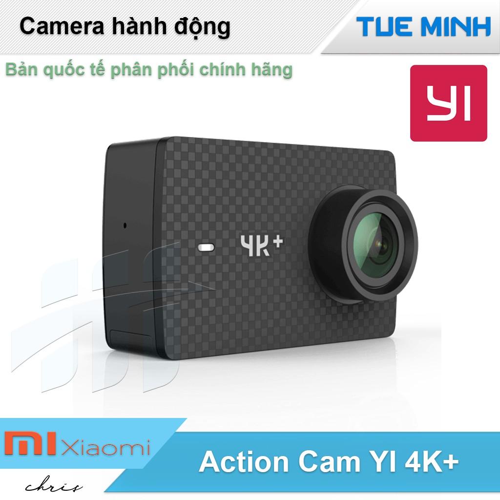 Camera hành động Xiaomi YI 4K+ Action Cam