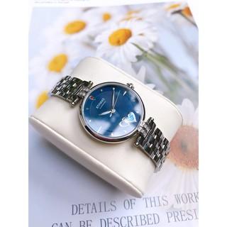 (Sẵn 7 màu) Đồng hồ nữ_Starke_đồng hồ nữ chính hãng SK070AL- Starke Stainless Steel Ladies Watch. Case 31mm, 3atm. thumbnail
