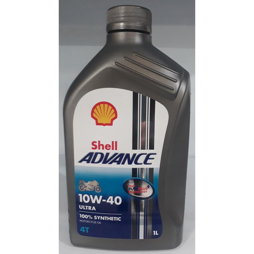 [Shell Thái Lan] Dầu nhớt tổng hợp cao cấp xe số-xe tay côn,xe tay ga Shell Advance Ultra 10W-40 Thá - 3246311 , 976869520 , 322_976869520 , 240000 , Shell-Thai-Lan-Dau-nhot-tong-hop-cao-cap-xe-so-xe-tay-conxe-tay-ga-Shell-Advance-Ultra-10W-40-Tha-322_976869520 , shopee.vn , [Shell Thái Lan] Dầu nhớt tổng hợp cao cấp xe số-xe tay côn,xe tay ga Shell A