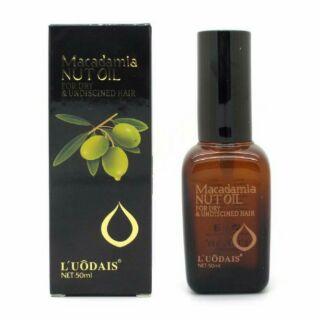 Tinh dầu dưỡng tóc Macadamia Nut Oil 50ml thumbnail