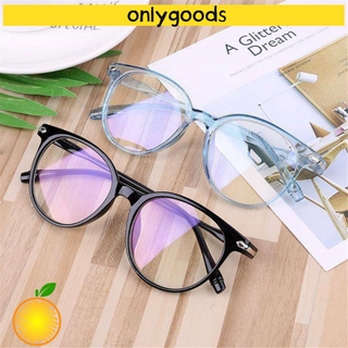 🎉ONLY🎉 Women Men Computer Glasses Flexible Portable Fashion Eyeglasses Optical Eyewear Vision Care Ultralight PC Frame&Resin Lens Transparent Glasses Frame Anti Blue Rays