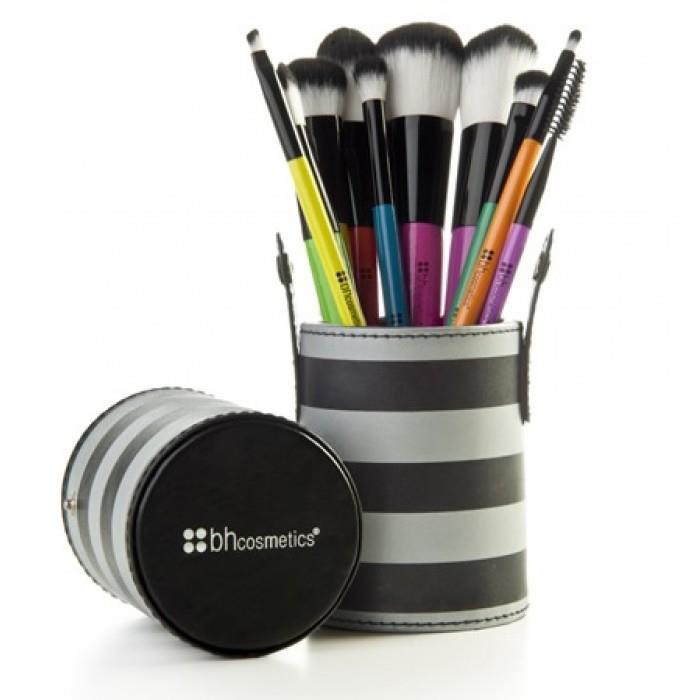 Bộ cọ BH Cosmetics Pop art brushes 10 pcs