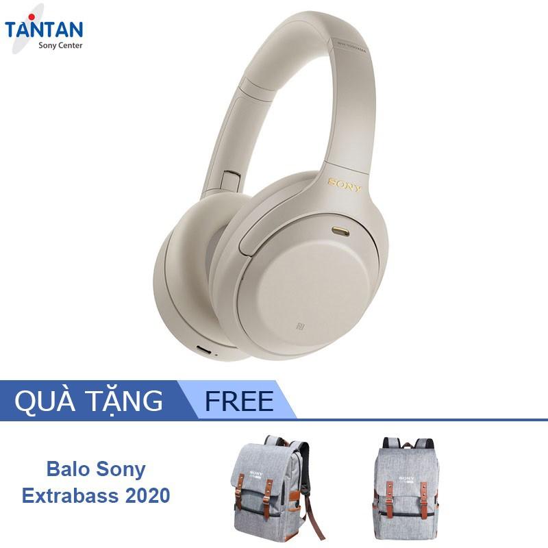 Tai Nghe Sony Bluetooth Hi-Res Chống Ồn WH-1000XM4   Dsee Extreme - Speak to Chat Bảo Hành Chính Hãng 12 Tháng Toàn Quốc