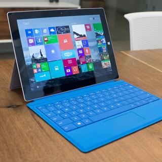 Máy Tính bảng Microsoft Surface 3 Ram 4GB . 64+128gb || WIN 10 Pro || Kèm bàn phím & sạc cáp chính hãng tại Playmobile