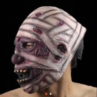 Mặt nạ halloween zombie