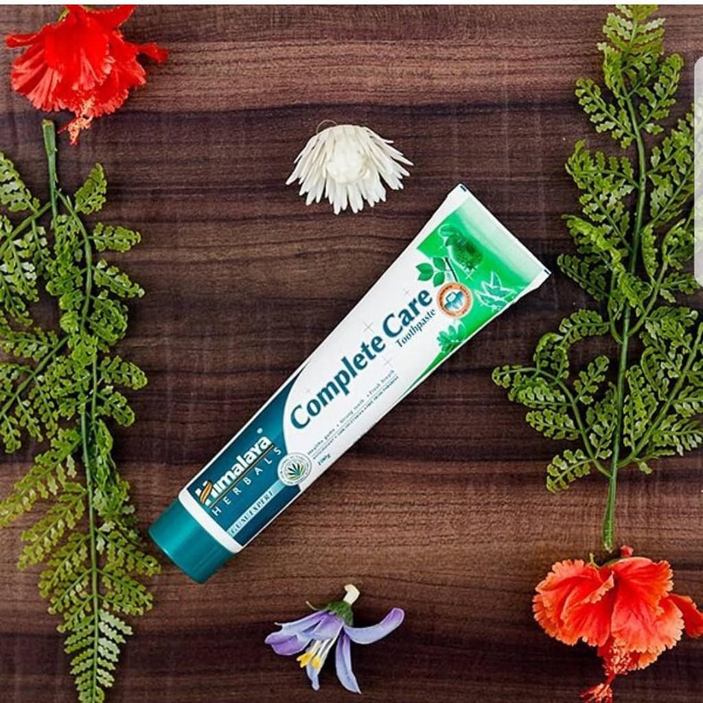 Kem đánh răng bảo vệ nướu Himalaya Complete Care Toothpaste 100g | Shopee  Việt Nam