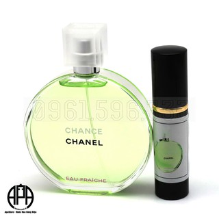 Nước hoa nữ Chaɴᴇʟ Chance Eau Fraiche EDT Chai 10ml