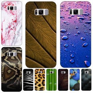 Ốp Điện Thoại Tpu Silicon Mềm Kết Cấu Cho Samsung Galaxy S8 / S8 Active / S8 Plus S8 + Smg955