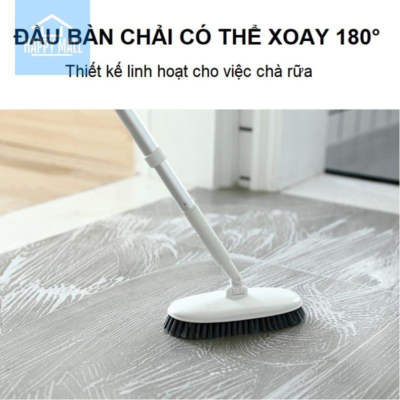 Bàn chải vệ sinh nhà cửa cán nhôm có thể kéo dài P2350