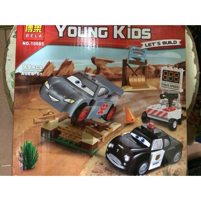 | Đồ Chơi| Xếp Hình BeLa Young Kids 10685