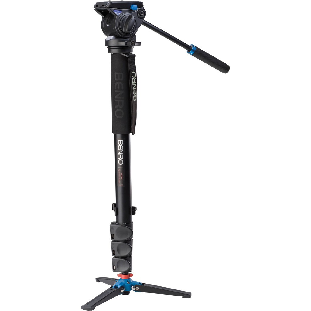 Chân Benro A48FDS4 Video Monopod KIT
