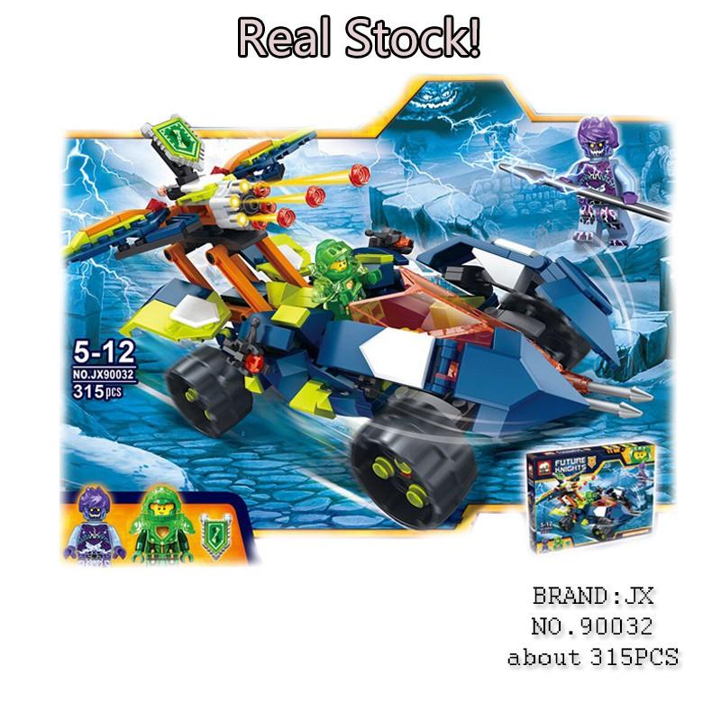 HỘP LEGO NEXU 90032