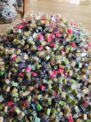 Kẹo Dừa Mix 7 Vị |Đặc Sản Miền Tây |500 gr