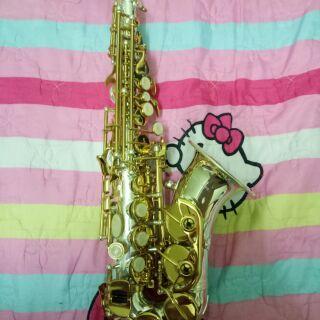 Saxophone soprano yanagisawa