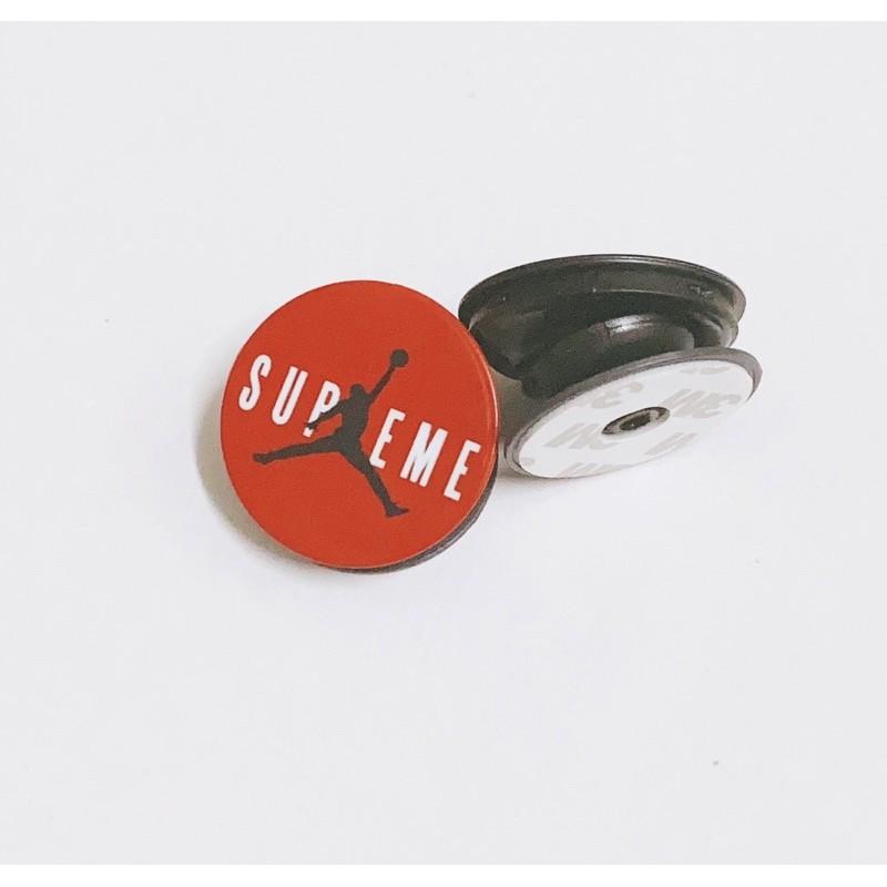//LUXUBU//  Griptok  Supreme /Giá đỡ điện thoại / nút chống điện thoại / IRING / Popsocket