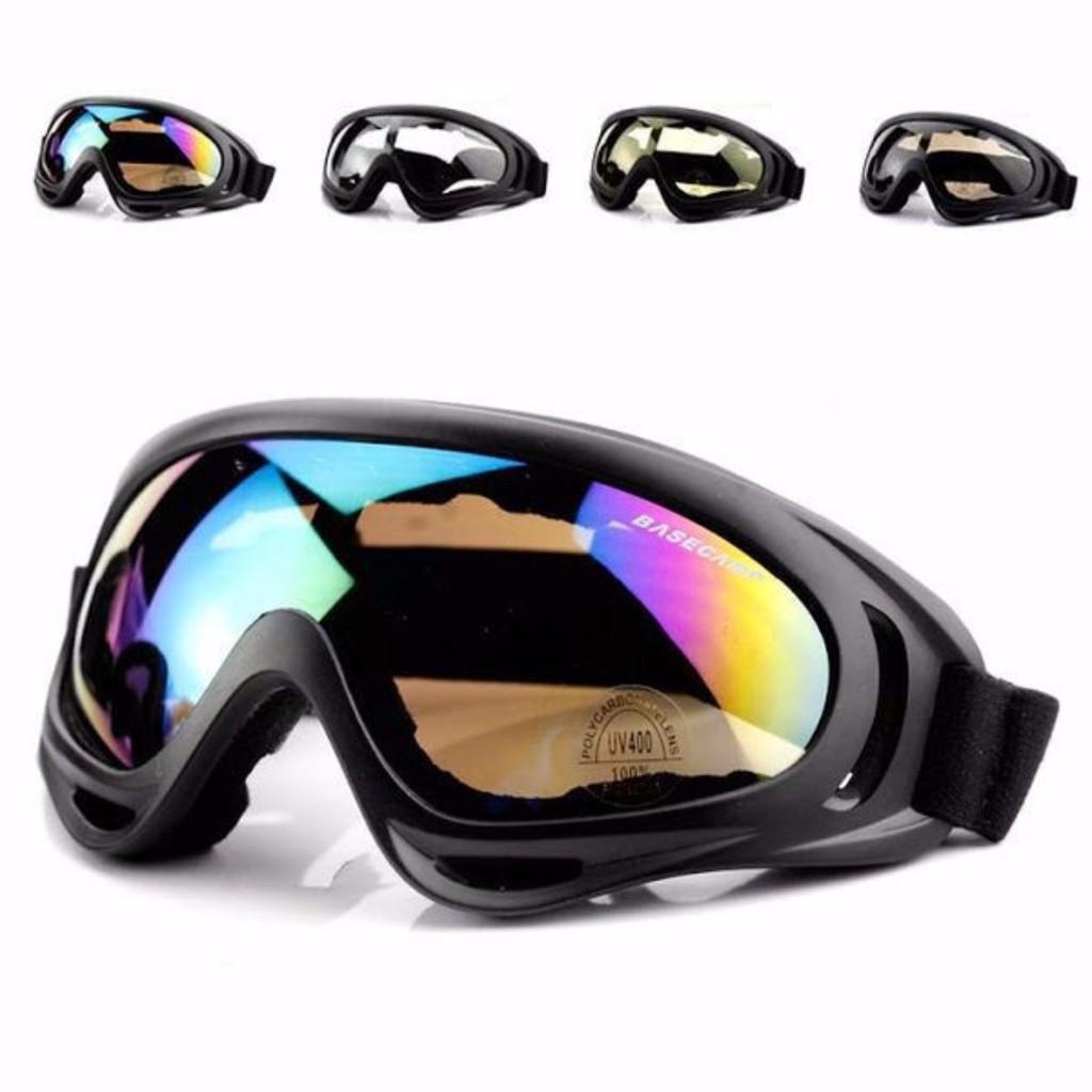 Kính phượt bảo hộ và chống bụi UV400